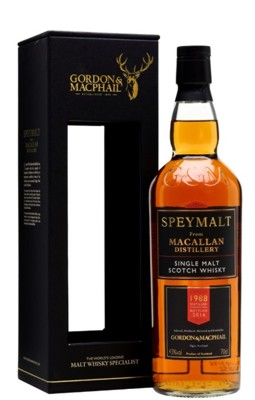 macallan 1988 / 28 year old / gordon & macphail